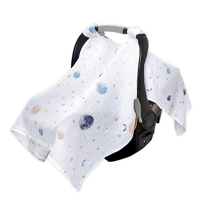 Alternate image 1 for aden + anais™ essentials Car Seat Canopy
