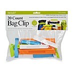 twixit!® 20-Piece Bag Clips