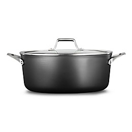 Calphalon® Premier™ Hard-Anodized Nonstick 8.5 qt. Covered Dutch Oven