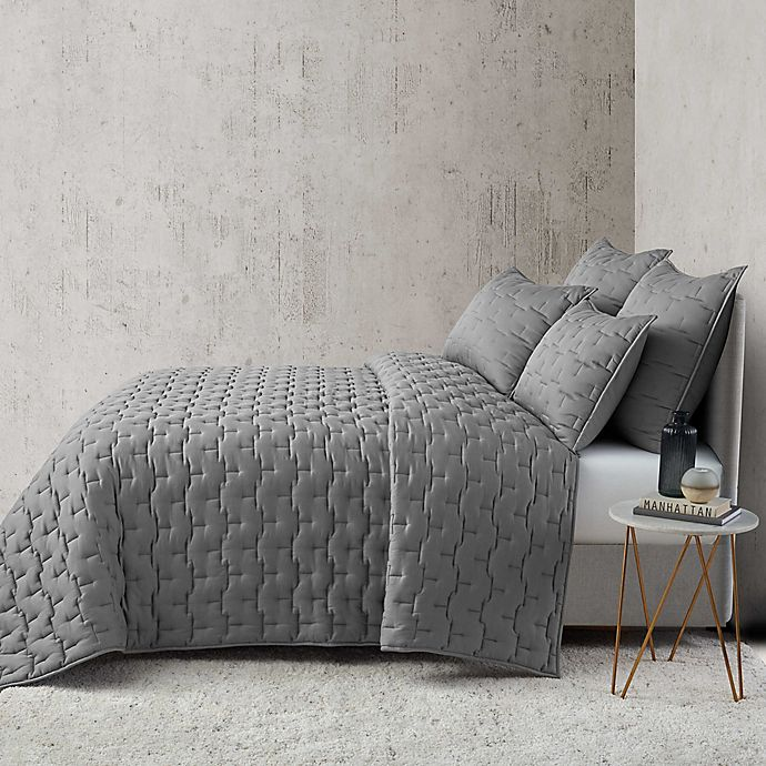 Alternate image 1 for O&O by Olivia & Oliver™ Lofty Stitch  Bedding Collection