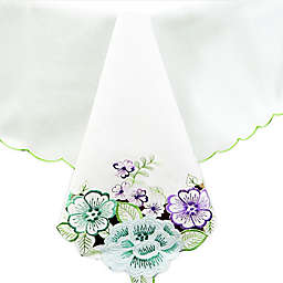 Josephine Cutwork Table Linen Collection