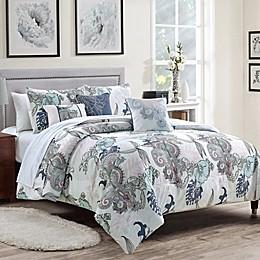 Linton Piping 6-Piece Comforter Set