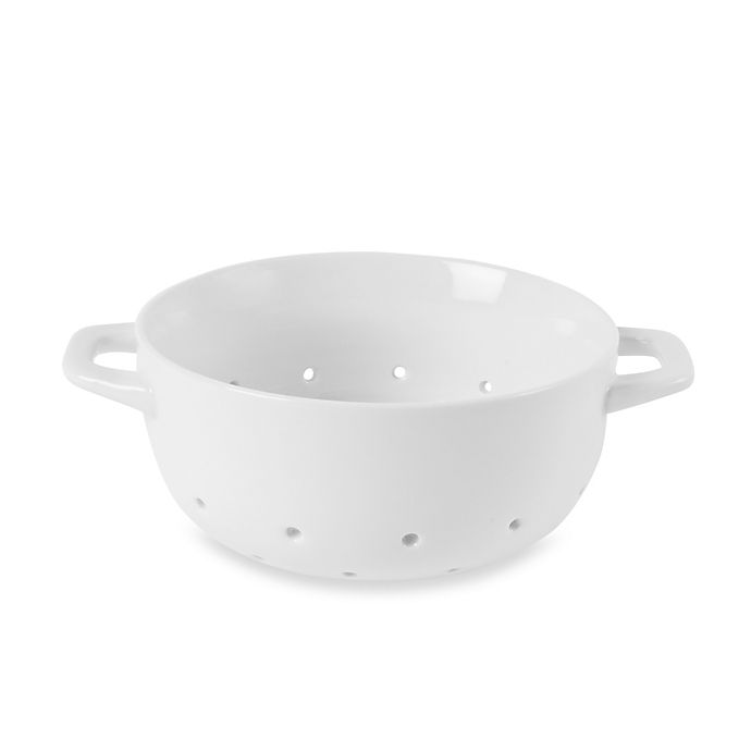 Everyday White 174 Porcelain Dinnerware Collection Bed Bath