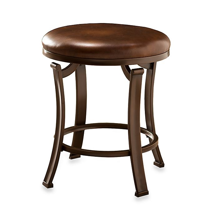 Alternate image 1 for Hastings Vanity Stool