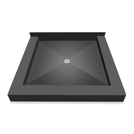 Redi Base Triple Curb Shower Pan