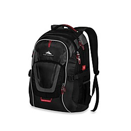 High Sierra® AT-7 Carry On Computer Backpack in Black