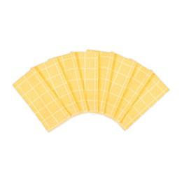 KitchenSmart® Colors 8-Pack Solid Kitchen Towels