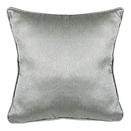 Safavieh Raelyn Square Throw Pillow in Light Grey