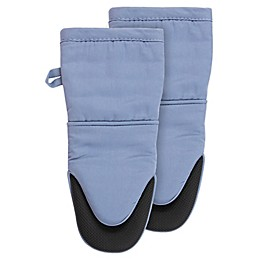 KitchenSmart® Colors 2-Pack Neoprene Oven Mitts