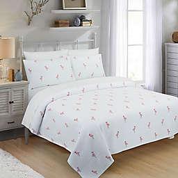 Realeza Flamingo Bedding Collection