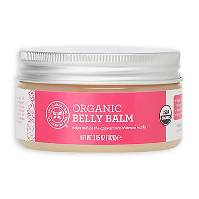 Honest Organic Belly Balm