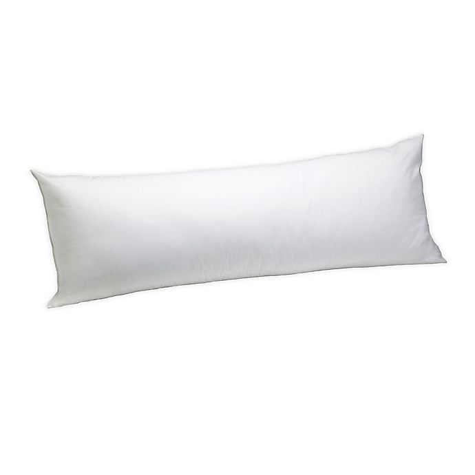 Alternate image 1 for Wamsutta® Body Pillow Protector in White