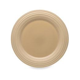 Mikasa® Swirl Round Platter in Tan