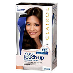 Clairol® Brown Black 3 Root Touch-Up Color Blending Gel