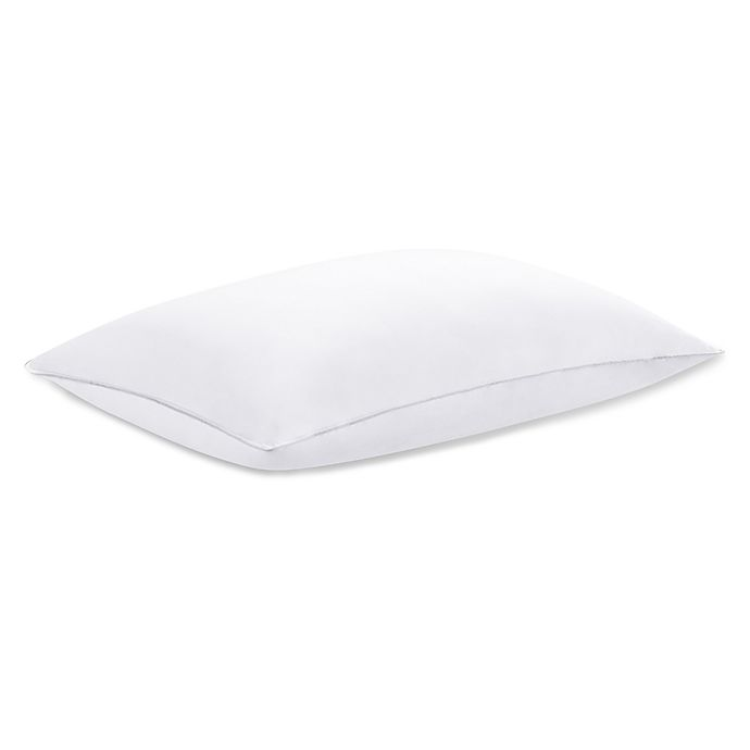 Alternate image 1 for Claritin Cotton Sateen Back/Stomach Sleeper Bed Pillow