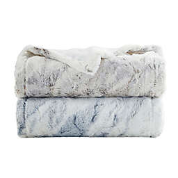 Beautyrest® Zuri Oversized Faux Fur Heated Throw