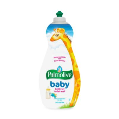 Palmolive 174 25 Ounce Ultra Baby Bottle Toy And Dish Wash