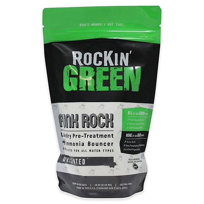 Alternate image 1 for Rockin Green 16-Ounce Funk Rock Ammonia Bouncer