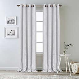 Bee & Willow™ Oakdale 84-Inch Grommet 100% Blackout Curtain Panel in Navy (Single)