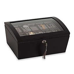 Mele & Co. Royce Wooden Watch Box in Java