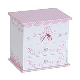 Mele & Co. Angel Musical Ballerina Jewelry Box