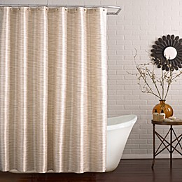 Deron Shower Curtain in Marble