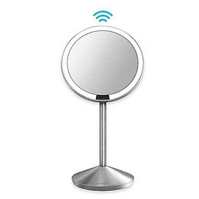 simplehuman® Mini Countertop 5-Inch Sensor Mirror