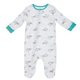 Disney® Mickey Mouse Sleep 'n Play Coverall in White