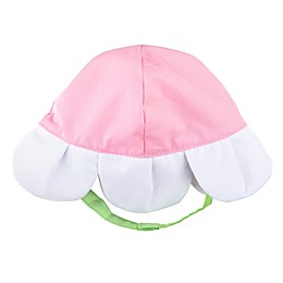 Nolan Originals Flower Petal Sunhat in Pink