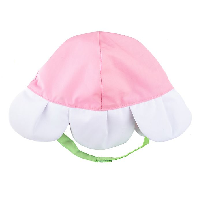 Alternate image 1 for Nolan Originals Flower Petal Sunhat in Pink