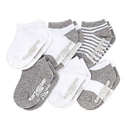 Burt's Bees Baby® 6-Pack Organic Cotton Socks