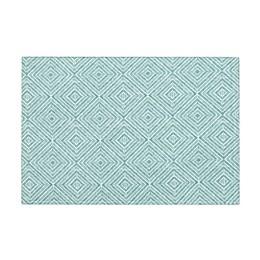 Diamond Trellis Indoor/Outdoor Placemats (Set of 4)
