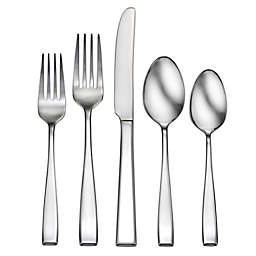 Robinson® Delancey 62-Piece Stainless Steel Flatware Set