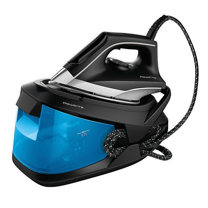 Alternate image 1 for ROWENTA Compact Steam Station Pro VR8324U1 Steam Generator Iron in Blue
