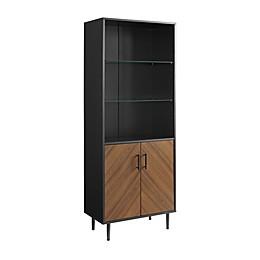 Forest Gate™ Bookmatch Storage Hutch