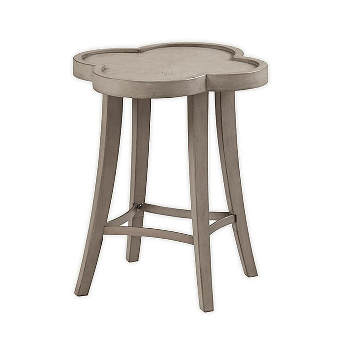 Alternate image 1 for Madison Park Hopkins Accent Table in Natural