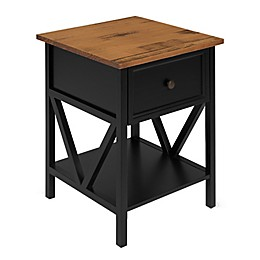 Forest Gate Solid Wood End Table