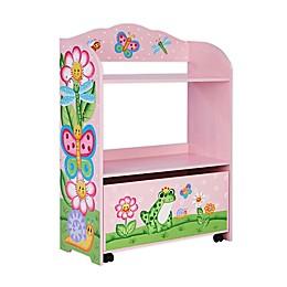 Fantasy Fields Magic Garden Toy Organizer in Pink