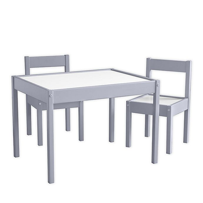 Alternate image 1 for Baby Relax® Percy 3-Piece Kids Table and Chair Set