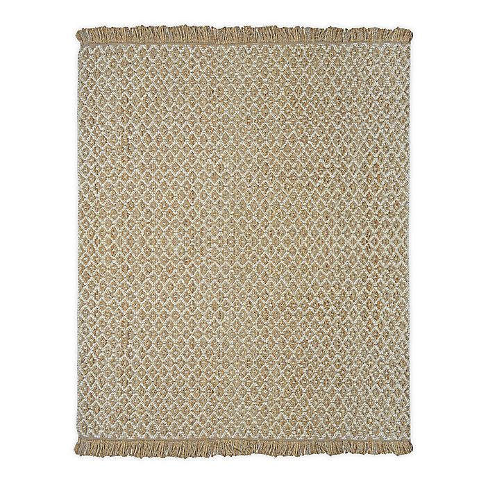 Alternate image 1 for Bee & Willow™ Home Alexandria 8' x 10' Handcrafted Area Rug in Natural