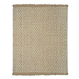 Bee & Willow™ Home Alexandria 8' x 10' Handcrafted Area Rug in Natural