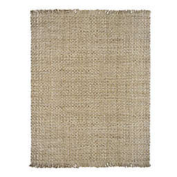 Bee & Willow™ Home Woodbury 8' x 10' Handcrafted Area Rug in Natural