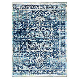 Hearthstone Adeline 7'10 x 10' Area Rug in Navy