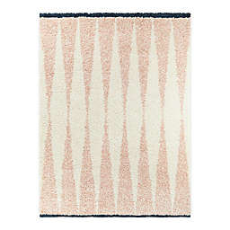 Hearthstone Andreja 7'10 x10' Area Rug in Pink