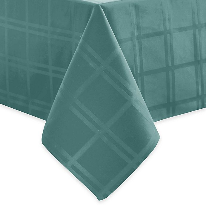 Alternate image 1 for Origins™ Microfiber Tablecloth