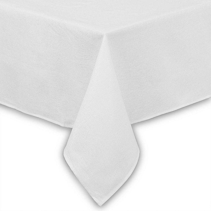 Alternate image 1 for Basketweave Tablecloth