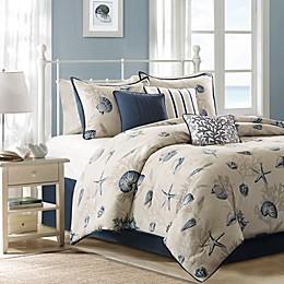 Madison Park Bayside 7-Piece Comforter Set