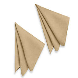 Basketweave Napkins in Birch (Set of 2)