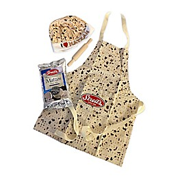 Streit's® 5-Piece Childs Passover Apron and Do-It-Yourself Matzah Baking Kit