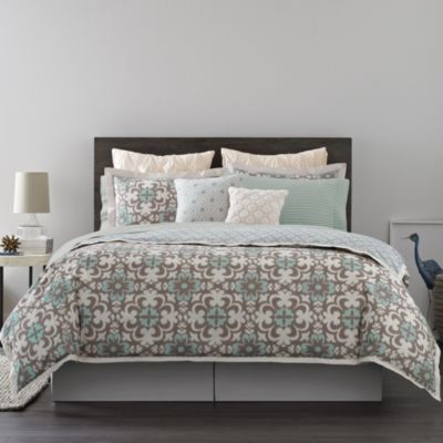 Real Simple 174 Camille Pillow Sham Bed Bath Amp Beyond